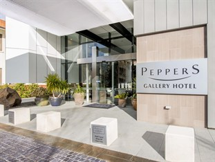 【キャンベラ ホテル】Peppers Gallery Hotel(Peppers Gallery Hotel)