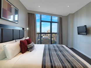 【シドニー ホテル】Meriton Serviced Apartments Pitt Street(Meriton Serviced Apartments Pitt Street)