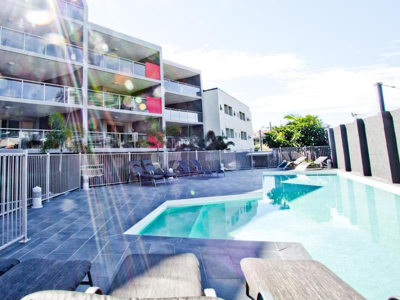 【ブリスベン ホテル】Breakfree Fortitude Valley Apartments(Breakfree Fortitude Valley Apartments)