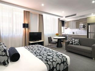【シドニー ホテル】Meriton Serviced Apartments North Ryde(Meriton Serviced Apartments North Ryde)